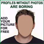 Image recommending members add Festivus Passions profile photos